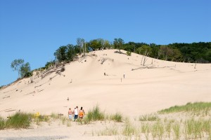 Author Karen Mains: Warren Dunes